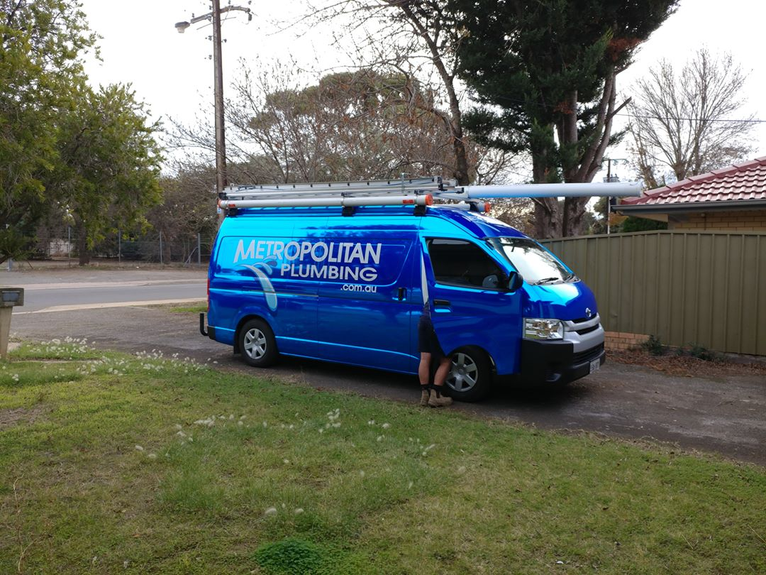 15Jun17 This gorgeous plumbing van was in our drive allhellip