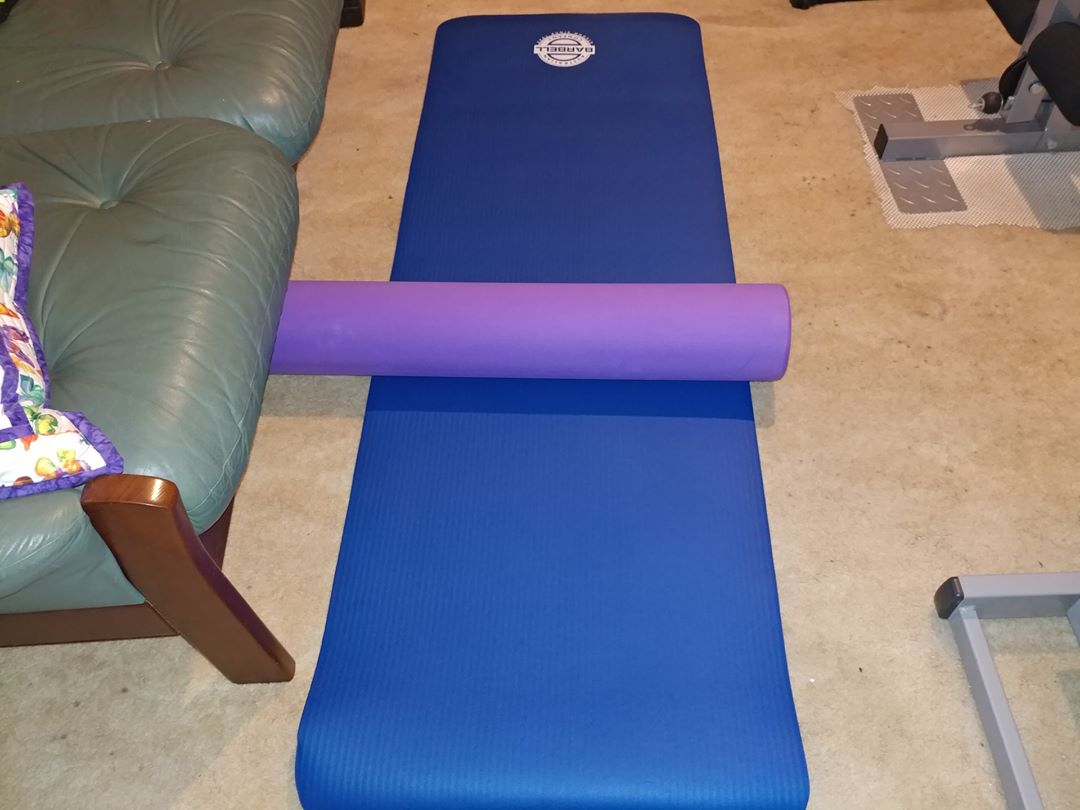 21Jun17 A new thing for the home gym My firsthellip