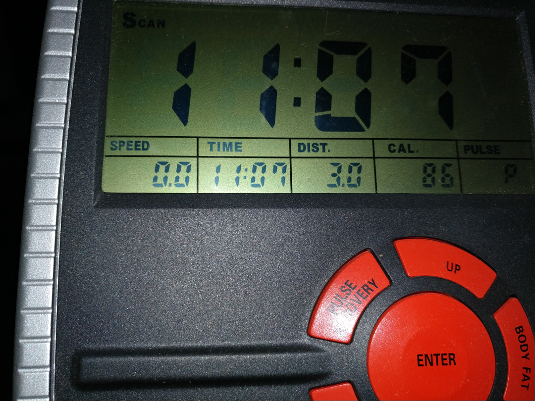 05Nov17 Gym day Spent a few minutes on the recumbenthellip