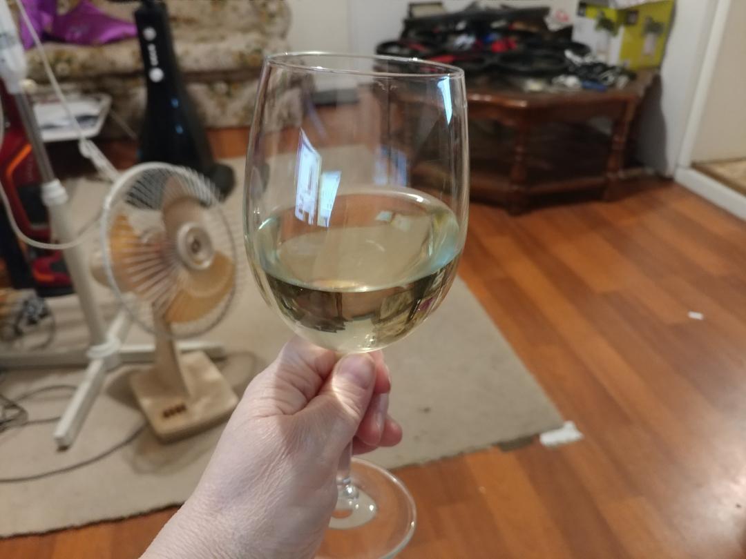 24Nov17 Todays liquid of choice is white wine! liquid CF17hellip