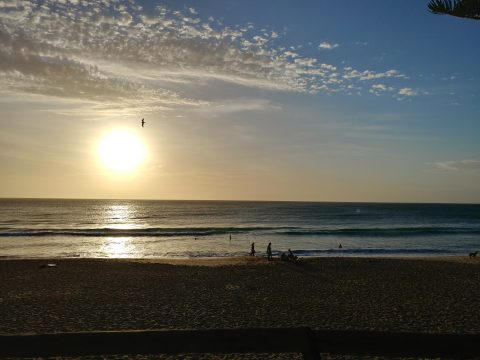 Christies Beach Sunset